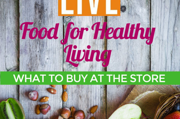Eat to Live–Food for Healthy Living