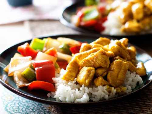 Honey Mustard Curry Chicken Beautiful Life And Home