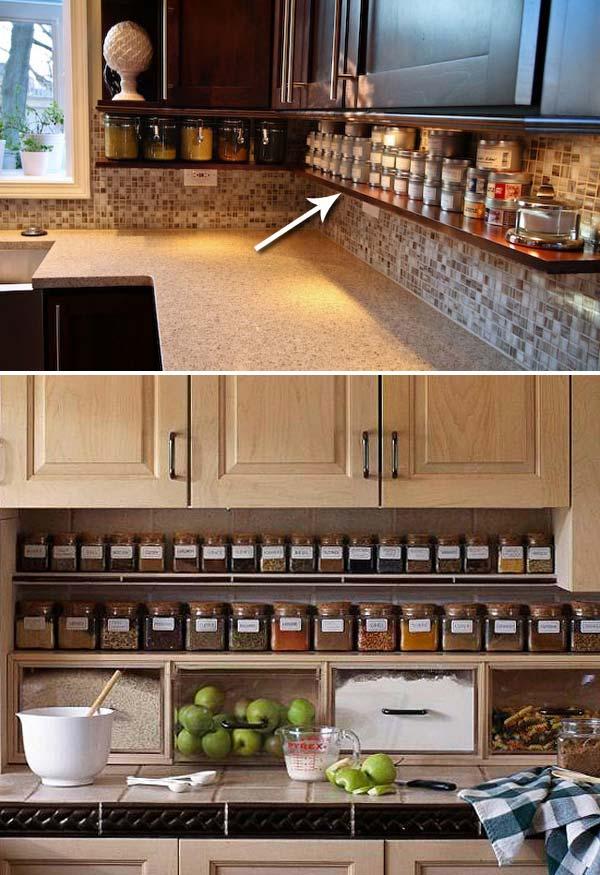 15 Genius Kitchen Organizing Ideas Beautiful Life And Home