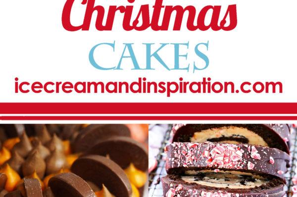 20 Classy Christmas Cakes