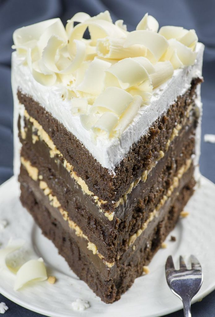How To Make Toffe Cakes
