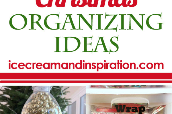 10 Brilliant Christmas Organizing Ideas