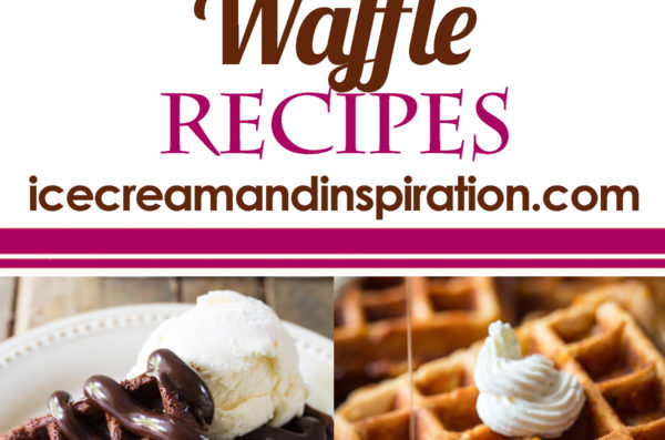 20 Winning Waffle Recipes and Kitchen Aid Giveaway