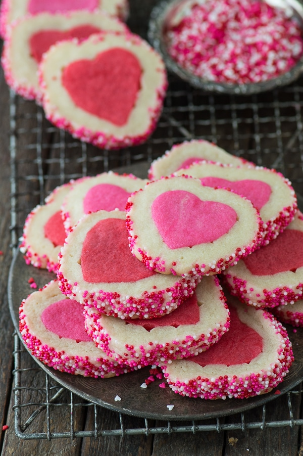 20 Best Valentine S Day Cookie Recipes Ice Cream And Inspiration