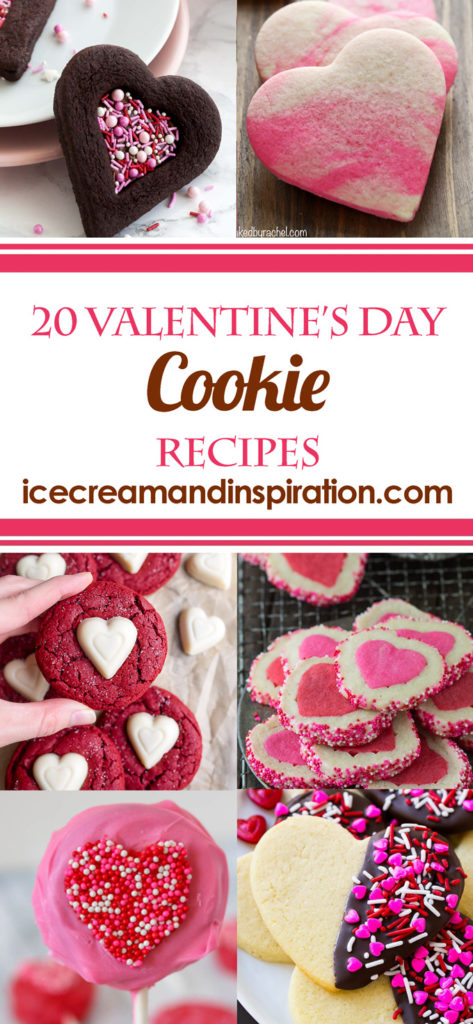 20 best valentine 39 s day cookie recipes ice cream and for Best valentines day meals