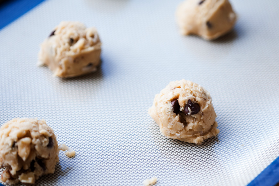 Kitchen Sink Cookies - Ice Cream and Inspiration