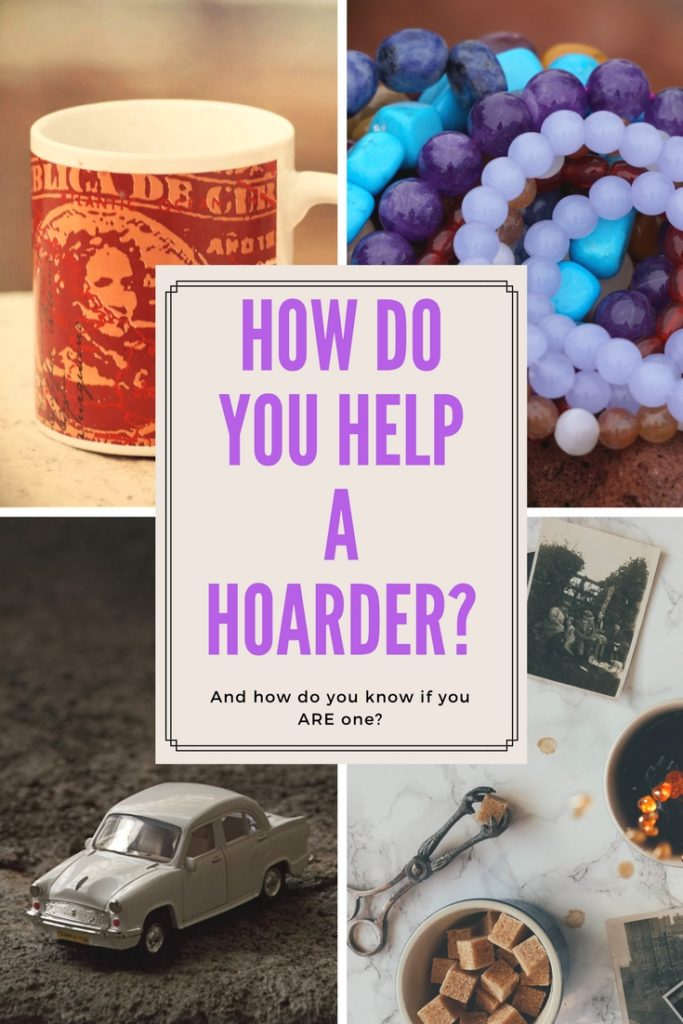 how do you help a hoarder? - ice cream and inspiration