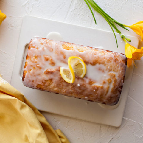 Lemon Yellow Squash Bread