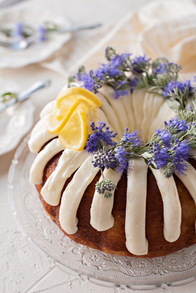 Fine Lemon Bundt Cake Beautiful Life And Home Funny Birthday Cards Online Eattedamsfinfo
