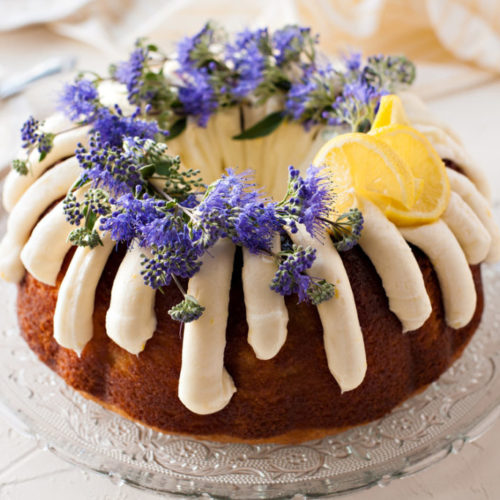 Fabulous Lemon Bundt Cake Beautiful Life And Home Funny Birthday Cards Online Eattedamsfinfo