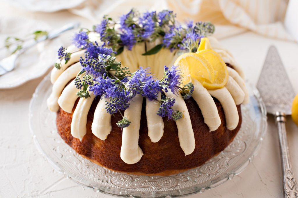 Lemon Bundt Cake Ice Cream And Inspiration
