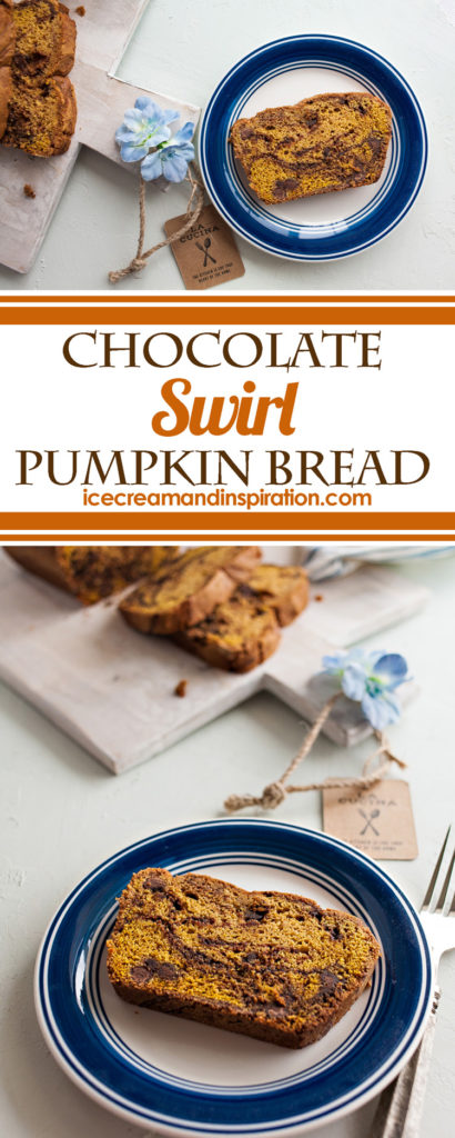 Calories In Pumpkin Bread With Chocolate Chips