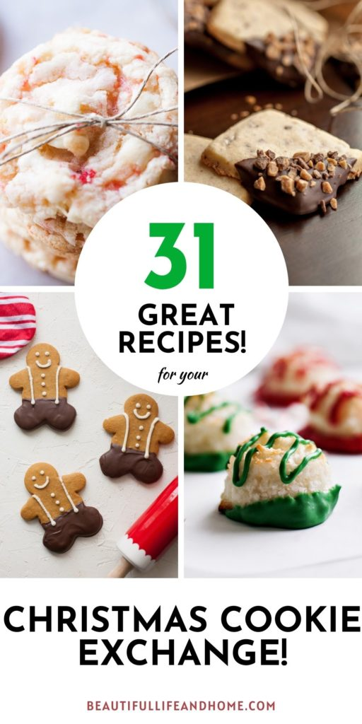 You'll be the star of your Christmas cookie exchange with these Christmas cookies recipes!