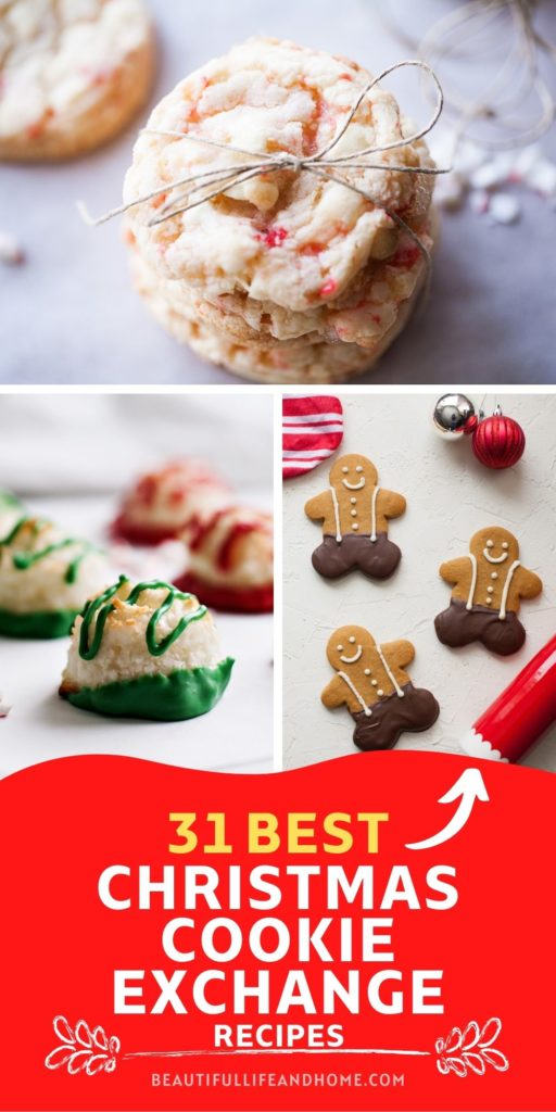 Get the best Christmas Cookie recipes right here!