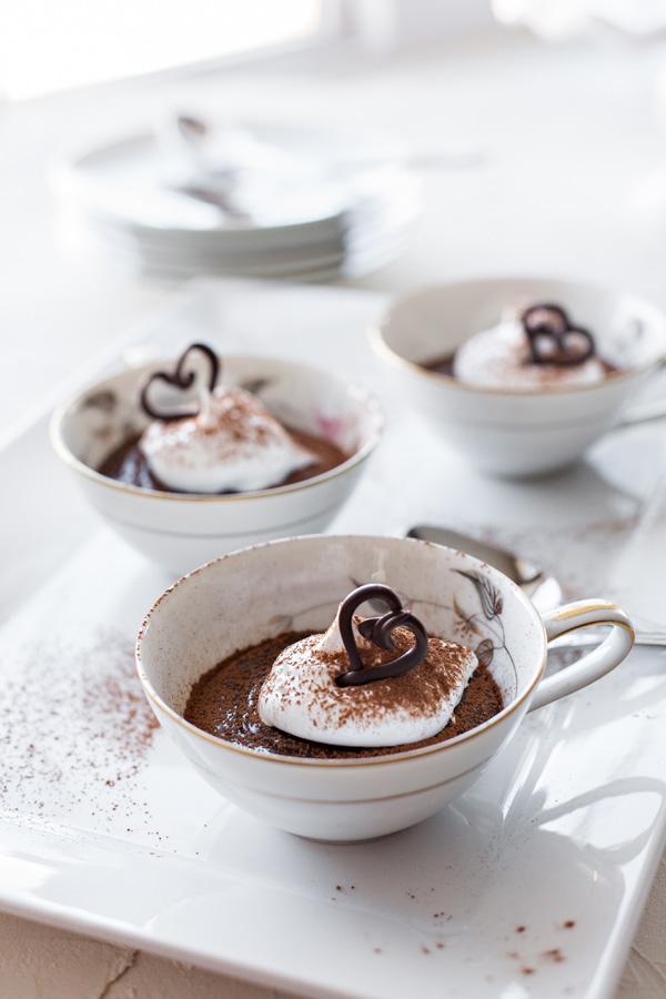 Chocolate Pots de Creme