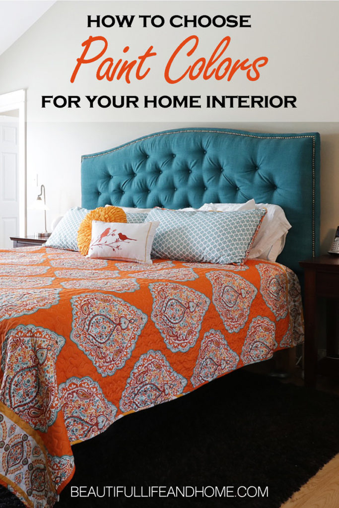 When deciding on home interior color schemes or choosing colors for rooms, make sure you pay attention to the undertones! Deciding between warm and cool undertones can make or break your interior design!