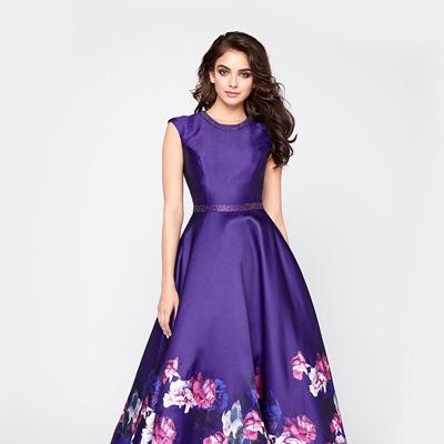 30 Modest Prom Dresses