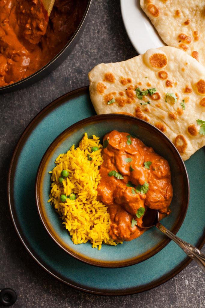 Easy Chicken Tikka Masala recipe.