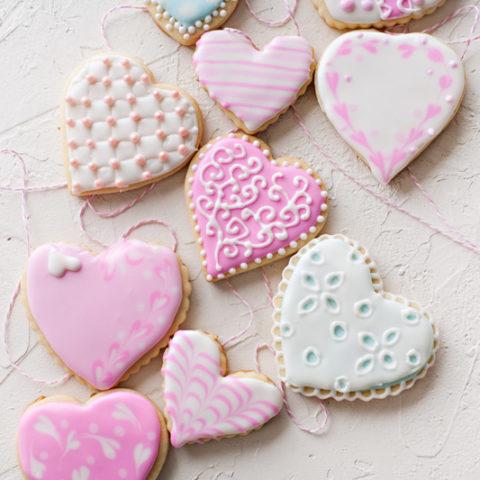 Sugar Cookies for Decorating