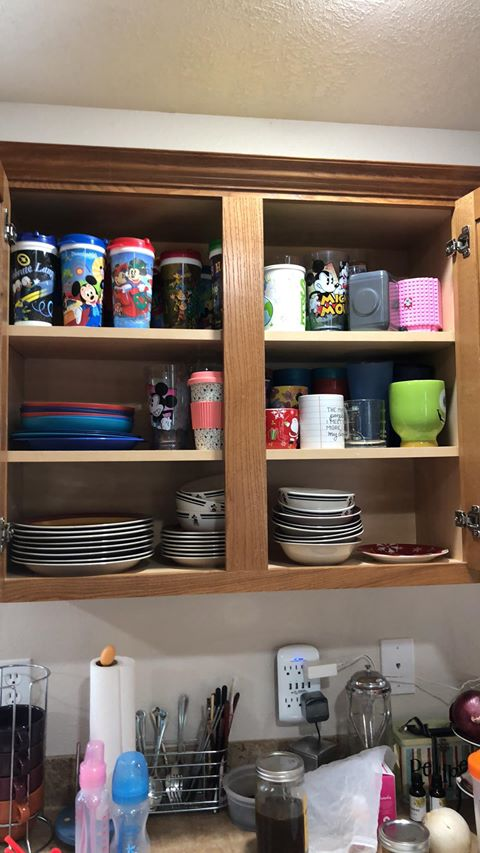 Home Organizing Tips Kitchen Cupboards Beautiful Life And Home