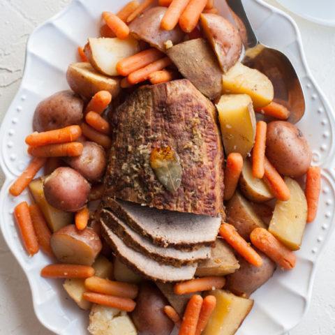 Pot Roast Oven Recipe