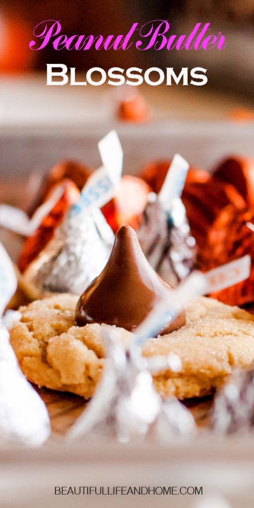 Peanut Butter Blossoms are the most popular Christmas cookie! These cookies are fun to make with kids and are always welcomed for cookie exchanges! These are fantastic cookies for peanut butter lovers and chocolate lovers alike!